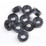 HKM 540347 Gummiringe im Polybeutel, 10 Stück, M -