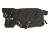 Horseware Amigo Bravo 12 plus Pferdedecke 145cm 400g- Füllung Black/Black & White -