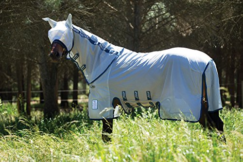 Horseware Amigo Bug Buster Vamoose Fliegendecke Ekzemerdecke 130 -