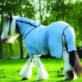 Horseware Amigo XL Bug Rug Fliegendecke - für das kräftige Pferd! (145) -