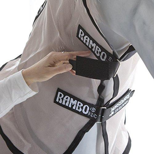 Horseware Fliegendecke Rambo Fly Buster 155cm -