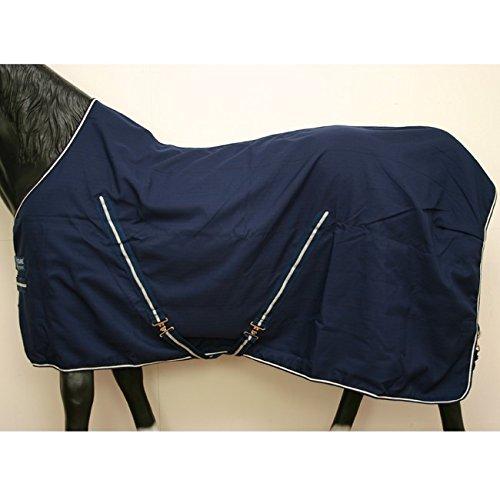 Horseware Irland HORSEWARE Sommerdecke RAMBO, marine/weiß, 145 cm -