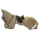 Horseware Rambo Flyrider Ausreit- Fliegendecke L Oatmeal/Blck -