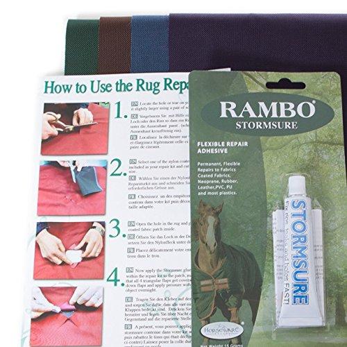 Horseware Rambo Rug Repair Kit -