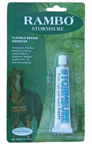 Horseware Rambo Stormsure - Pferdedecken- Kleber -
